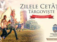 7 zile de sărbătoare la Târgoviște, 4 – 10 septembrie 2017! Programul complet