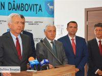 Ambasadorul SUA, primele declarații la începutul vizitei de 2 zile în județul Dâmbovița