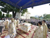Sfințirea Mănăstirea Stelea din Târgoviște (foto)