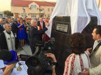 Dâmbovița: Bustul lui Ion Dolănescu a fost dezvelit în localitatea natală, Perșinari! (foto)