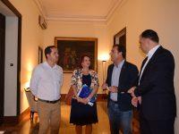 Vicepreședintele CJD, Claudia Gilia, vizită oficială în Spania – Provincia Castellón (comunicat + foto)