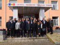 Proiect peste Prut (II): A fost inaugurat Liceul Teoretic din Raionul Ștefan Vodă, cu finanțare din partea județului Dâmbovița! (foto)