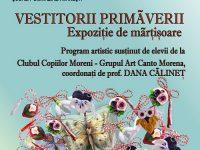Târgoviște: Mărțișoare confecționate de copii – sumele obținute din vânzare merg către Școala Specială!