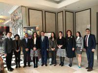 Carmen Holban (PSD Dâmbovița), întâlnire de lucru cu Ambasadoarea Republicii Peru în România!