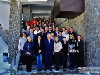 Grupul senatorial PSD, reuniune de 3 zile la Peștera, jud. Dâmbovița! (foto și declarații)