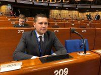 Corneliu Ștefan (PSD Dâmbovița) participă la cea de-a doua parte a Sesiunii APCE 2018. Subiecte pe ordinea de zi