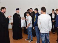 Acțiune filantropică la Centrul Social Creștin al Arhiepiscopiei Târgoviștei