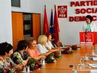 OFSD Târgoviște, întâlnire de lucru și schimb de experiență cu OFSD Ploiești