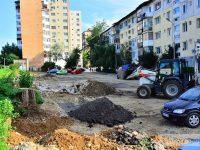 Târgoviște: Încă un proiect de reabilitare în micro 5, pe strada Urmuz (detalii)