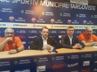 CSM Târgoviște: Derbiuri la baschet și volei! Obiective de sezon, declarații ale antrenorilor
