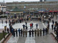 FOTO: Mica Unire, sărbătorită în Piața Tricolorului din municipiul Târgoviște!
