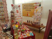 Târgoviște: Mărțișoare confecționate de beneficiarii centrelor sociale!