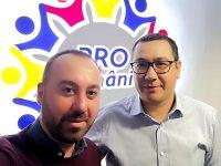 Alin Marina va fi coordonatorul Pro România Online. Mesajul lui Victor Ponta și episodul din 2018 cu Simona Halep
