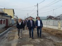Târgoviște: Încă 2 străzi vor fi asfaltate în cartierul Matei Voievod. Ce urmează