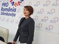 Oana Vlăducă insistă la ministrul Agriculturii pentru centrul regional de colectare legume-fructe în Dâmbovița