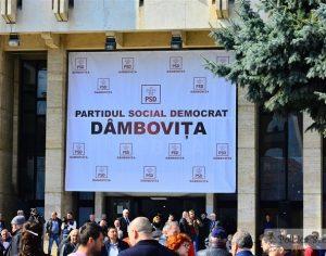 S-a pus cruce eventualei alianțe PSD – PRO ROMÂNIA în Dâmbovița. Social-democrații vor avea candidat la Consiliul Județean