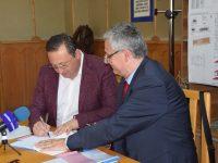Pucioasa: 2 contracte de finanțare care vor transforma centrul orașului și zona Moțăianca (detalii)