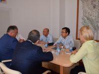 CJ Dâmbovița: întâlnire cu 2 investitori chinezi (foto + comunicat)