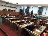 """Consilierii județeni PNL Dâmbovița, absenți de la ședința extraordinară / """"Ambiții de partid"""", """"mod iresponsabil"""" (comunicat CJD)"""