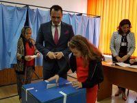 ZIUA ALEGERILOR PREZIDENȚIALE: A votat primarul municipiului Târgoviște / mesaj