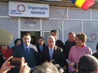 Sediu nou PRO ROMÂNIA, inaugurat în municipiul Moreni (declarații)