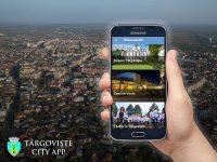 A fost lansată aplicația TÂRGOVIȘTE CITY APP / disponibilă în Google Play și App Store (detalii complete)