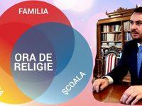 Inițiativa ministrului Educației va afecta ora de Religie? / îndemnul pr. Ionuț Ghibanu, vicar eparhial