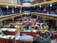 Primăria Târgoviște: Cupola Pieței 1 Mai va fi închisă 2 zile pentru igienizare și dezinfectare