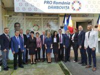 """""""REVOLUȚIA TINERILOR"""" / Alți 10 candidați PRO ROMÂNIA Dâmbovița au fost prezentați astăzi"""