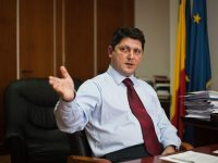 Titus Corlatean, senator of Social Democrat Party in Romanian Parliament, answers to an interview about crisis in his parliamentary office.