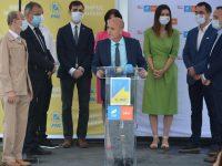 ALIANȚĂ pe Dreapta: USR-PLUS îl vor susține pe candidatul PNL, Sorin Ion, pentru președinția Consiliului Județean