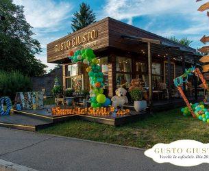 Cofetăria GUSTO GIUSTO împlinește 10 ani! Concurs aniversar cu 100 de prăjituri preferate și un voucher generos (detalii)