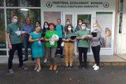 Neli Ion și-a anunțat candidatura pentru Primăria Târgoviște din partea Partidului Ecologist / declarații