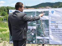 CJD a lansat proiectul centurii ocolitoare pentru orașele Pucioasa și Fieni / traseul ales din cele 4 variante
