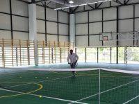 Sala de sport inaugurată la Mănești (foto și declarații)