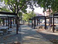 Târgoviște: Parcul Mitropoliei, foarte aproape de redeschidere / foto și stadiul lucrărilor