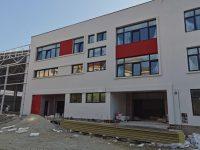 """Școala nr. 13 """"Matei Basarab"""" va fi gata în noiembrie / cel mai mare proiect european dedicat unei unități de învățământ"""