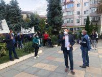 Reacție la protestul unor angajați DAS Târgoviște: Sporuri fără noimă! Factori de risc: plictiseală, apatie, moleșeală!