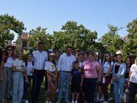 50 de copii din Raionul Ialoveni (Republica Moldova), tabără în Dâmbovița