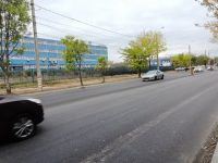 Se apropie de final asfaltarea și modernizarea de pe Șoseaua Găești, cale principală de acces în Târgoviște