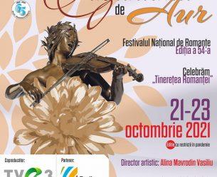 Crizantema de Aur, Târgoviște, 21-23 octombrie / Noutățile festivalului și detalii de program
